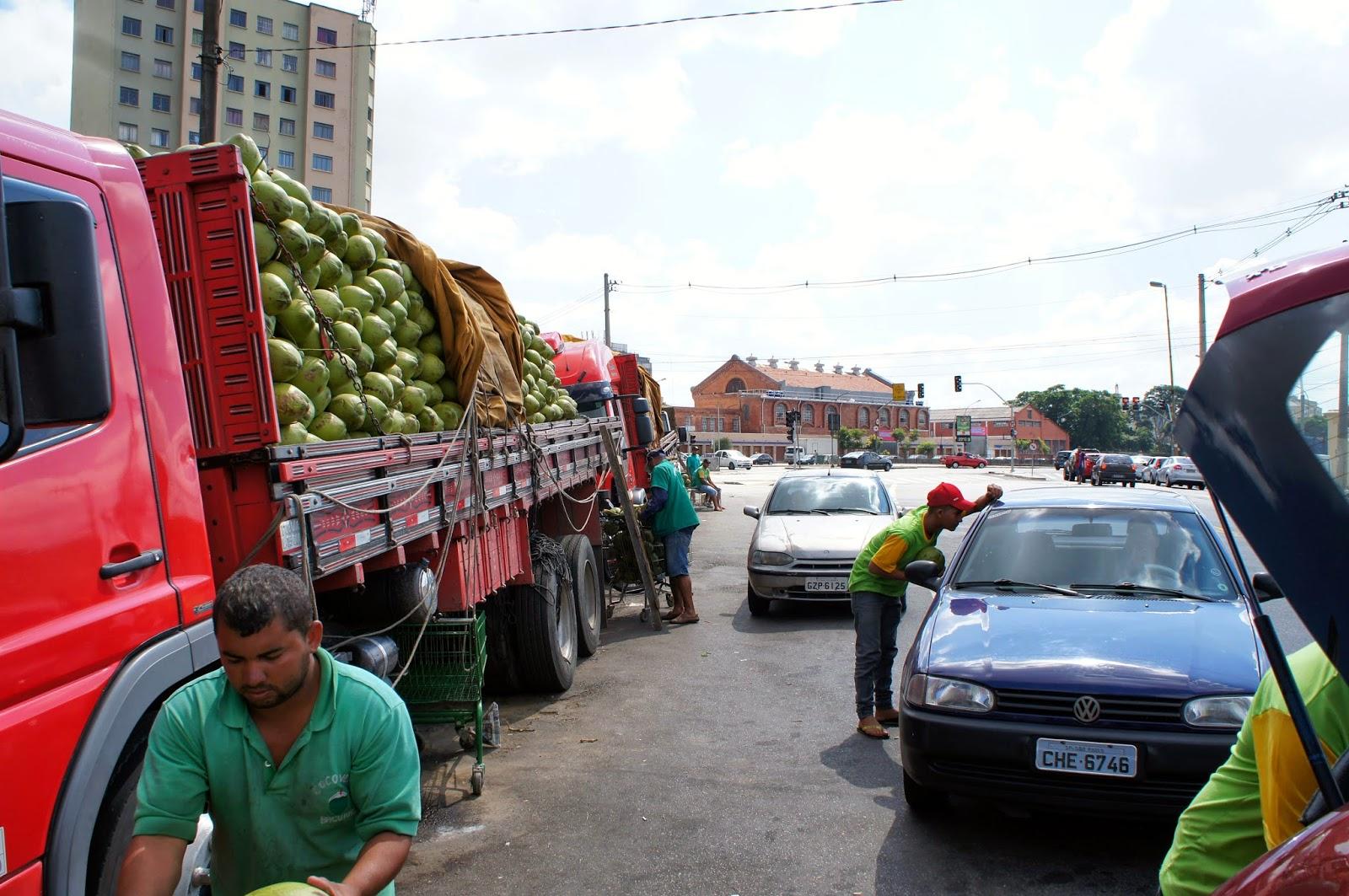 Comprar coco barato: Feira do Coco em São Paulo