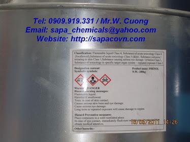 Phenol - 99.8% (fenol)