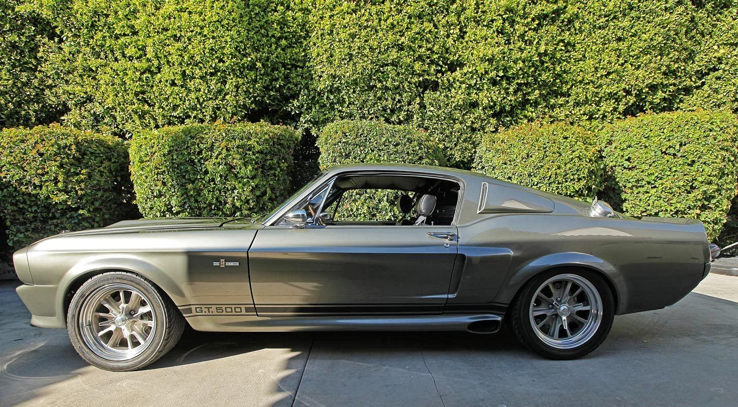 1967 ford mustang fastback eleanor for sale american. Black Bedroom Furniture Sets. Home Design Ideas