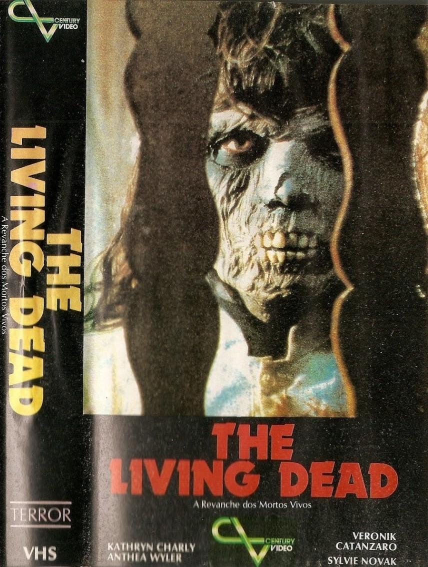 Filme Mortos Vivos in a revanche dos mortos-vivos - 1987 - dublagem clássica | cannibal