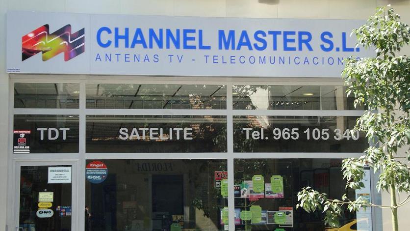 Channel Master Telecomunicaciones
