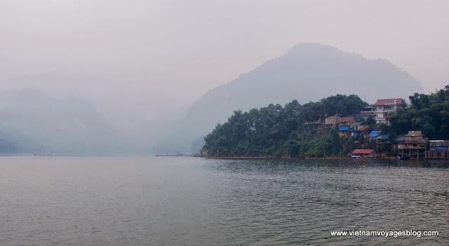 Lac de Thung Nai, Hòa Bình - Photo An Bui