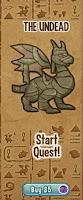 imagen de the undead_los Muertos Vivientes_dragon city