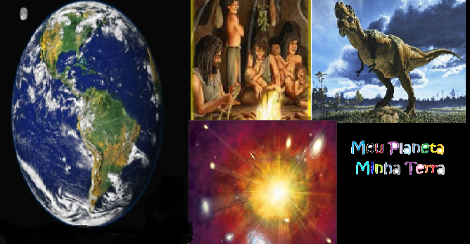 meu planeta minha terra