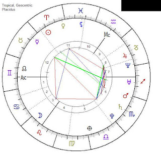 Celebrities Horoscope Reading Jessa Hinton Natal Chart