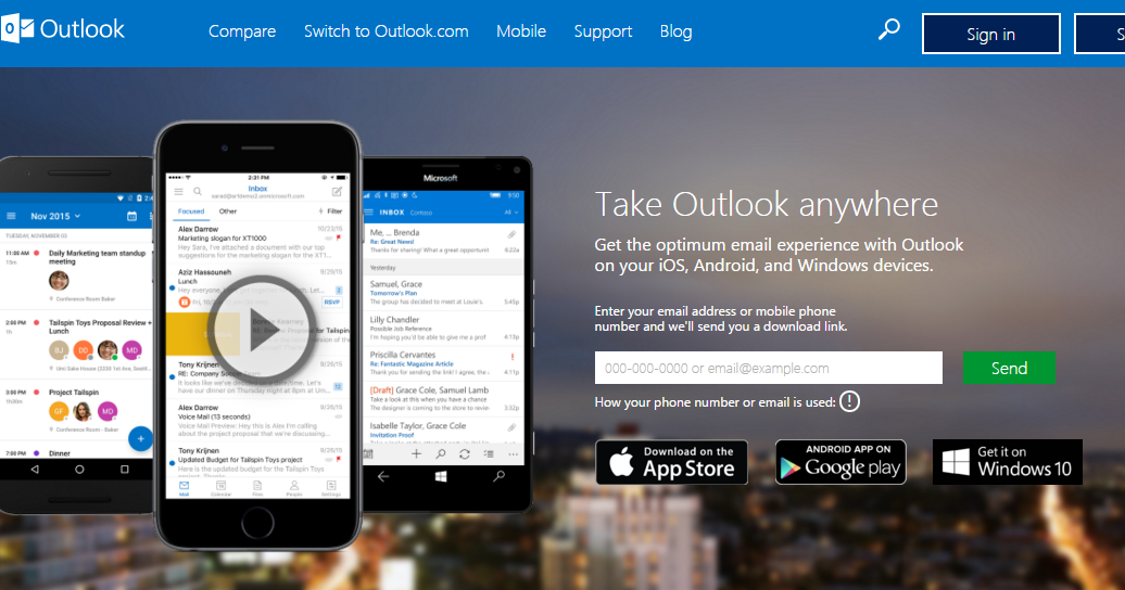 [革命郵件App 04] Outlook 完美同步 Exchange Gmail