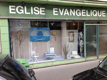 Eglise evangelique rencontre et esperance