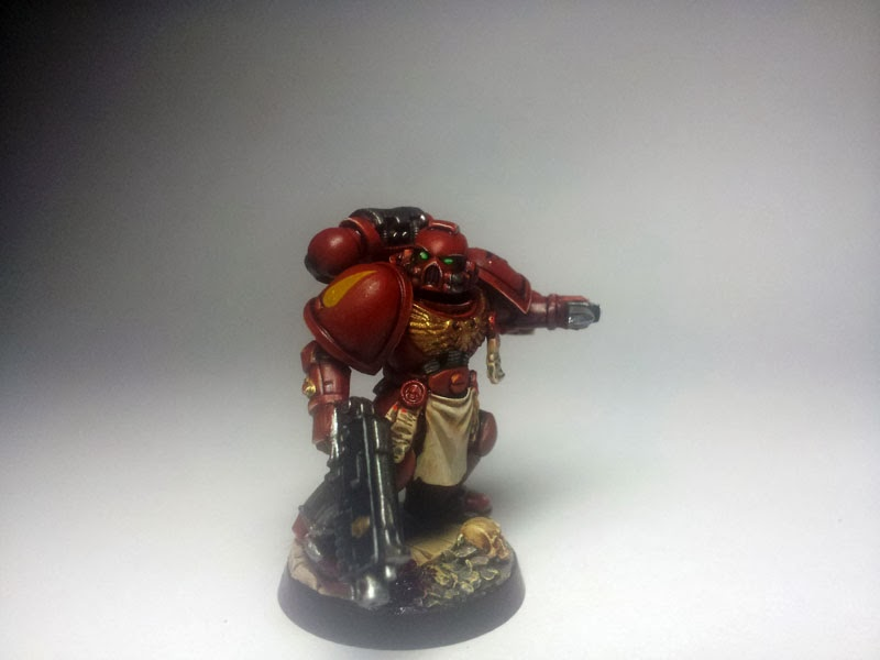 BLOOD ANGELS - WARHAMMER 40.000 2-1
