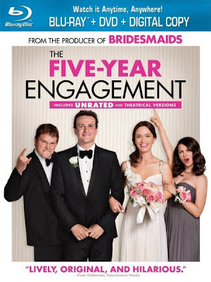 The Five-Year Engagement (UNRATED) (2012) 720p BRRip 877MB mkv Dual Audio (2SHARED,RAPIDSHARE,UPLOADED)