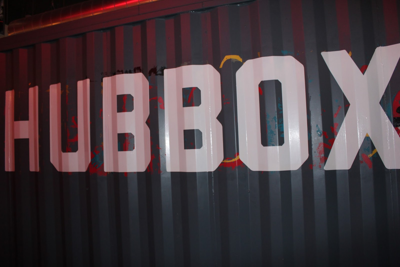 Hubbox Plymouth