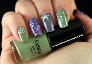 george asda nail polish