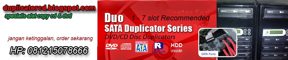 Duplicator CD & DVD