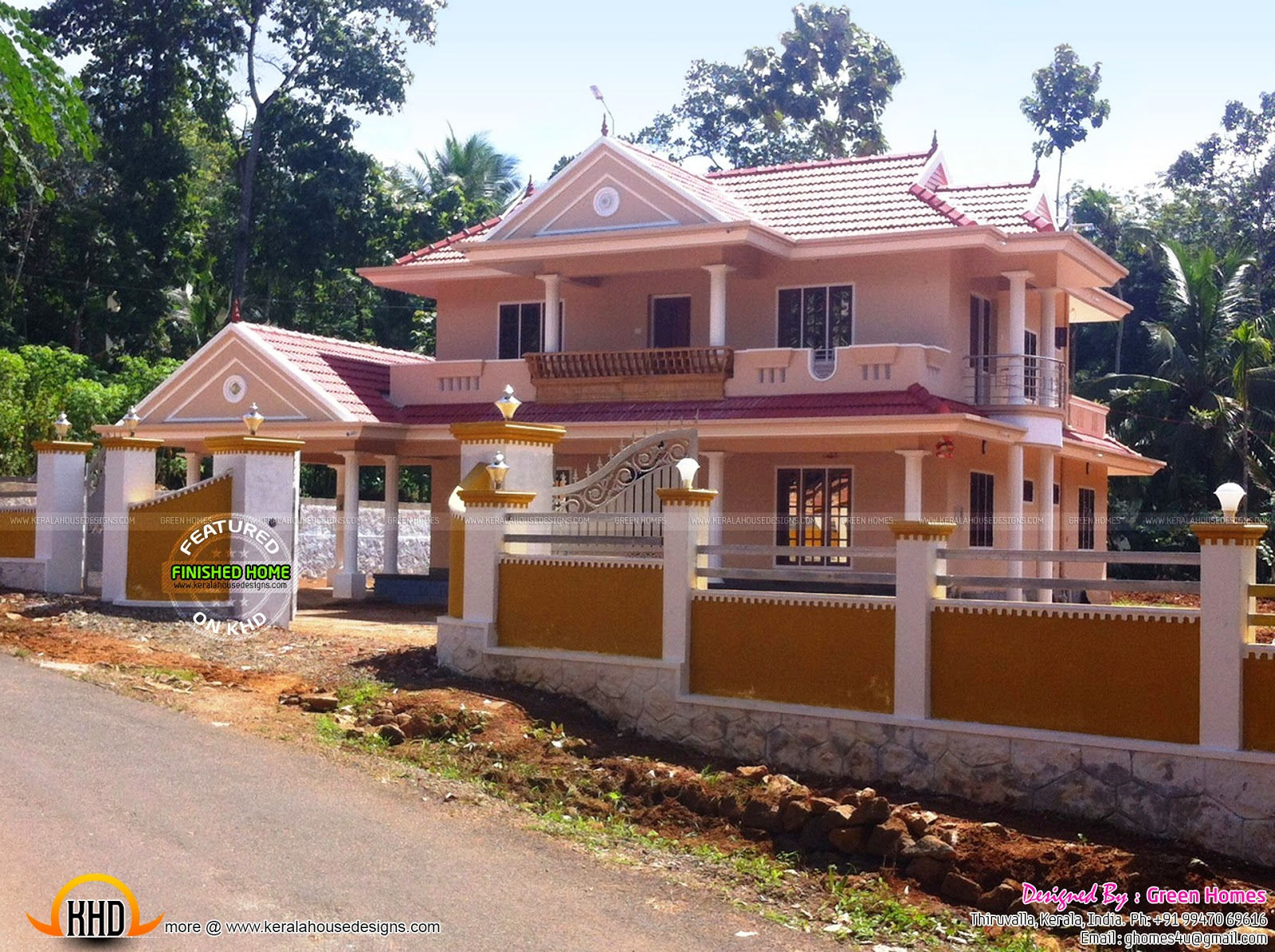 february 2012 kerala home design and floor plans april 2012 kerala home design and floor plans