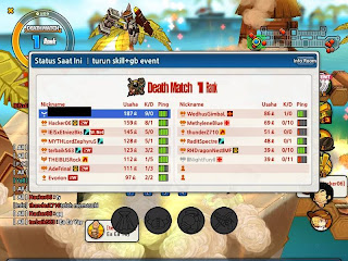 LostSagaShot 130705 065043 Cheat Lost Saga Skill No Delay Hit 13 Juli 2013