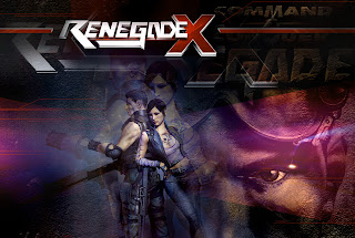 Renegade X Black Repack