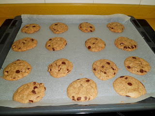 Chocolate chip cookies 6