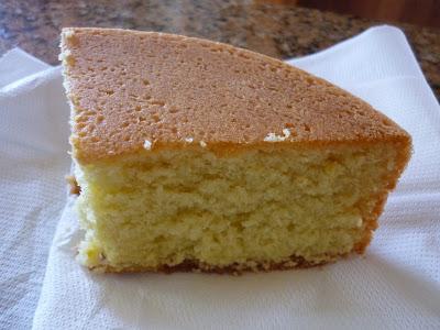 vi presento la signora madeira.....cake!