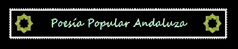 Poesía Popular Andaluza