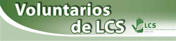 Voluntarios de LCS