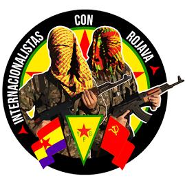 Internacionalistas con Rojava