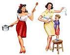 Profissão: Dona de Casa, com orgulho!
