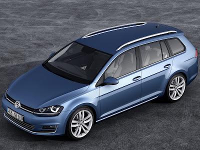 VW Jetta SportWagen Golf Variant