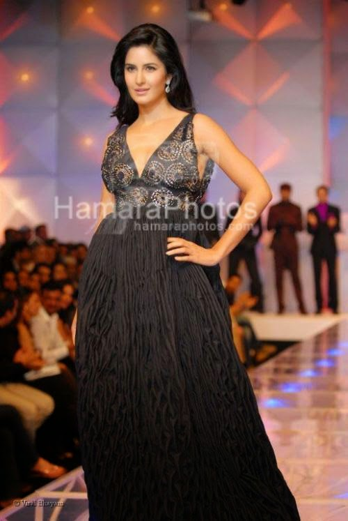 Katrina Kaif at Best of Wills India Fashion Week Part 2