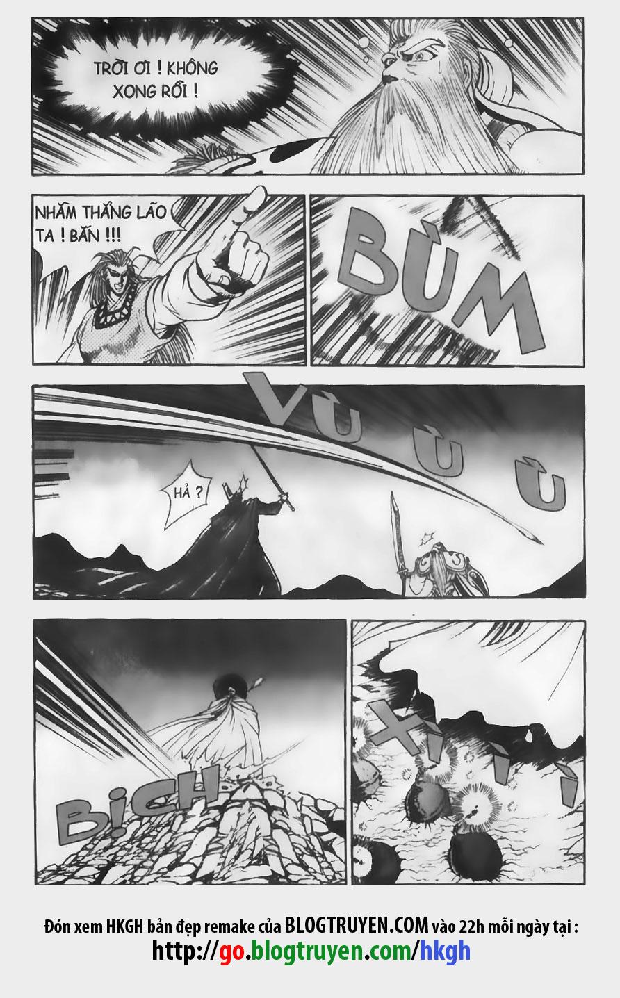 Hiệp Khách Giang Hồ chap 30 page 27 - IZTruyenTranh.com
