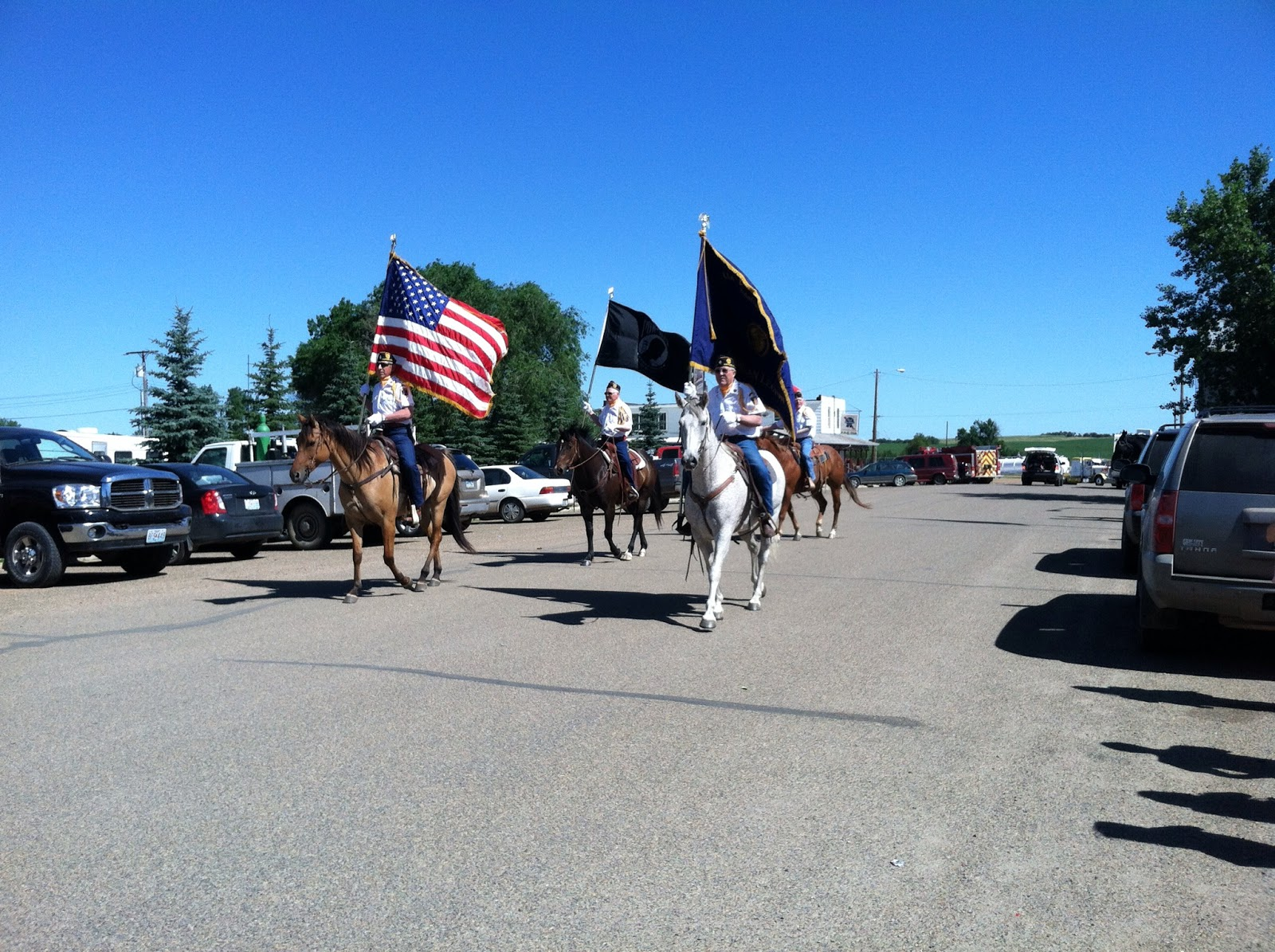 Elkhorn Creek Ranch Echoes  July 2012