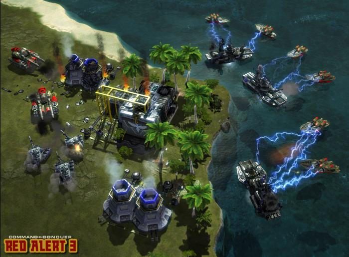 command (and,furthermore) conquer red alert 3