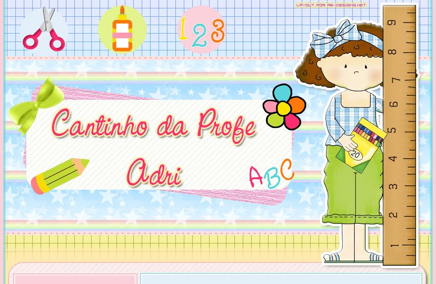    Cantinho da Profe Adri    
