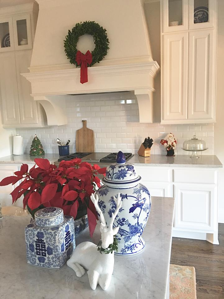 Classic Style Home Christmas House Tour 2015