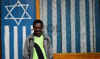 Pendatang Tolikara Diusir Jika tak Mengecat Warna Israel