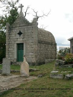 chapelle Chiaroni cimetière