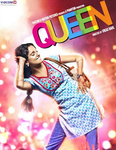 Watch Queen (2014) Full Hindi Movie Free Download