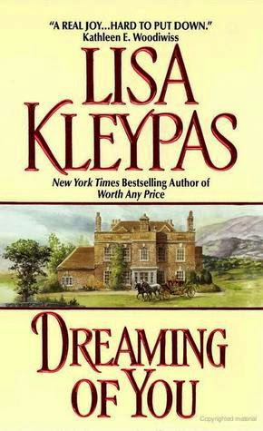 Dreaming of You Lisa Kleypas book cover