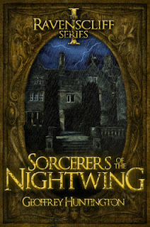 Sorcerers of the Nightwing Geoffrey Huntington cover