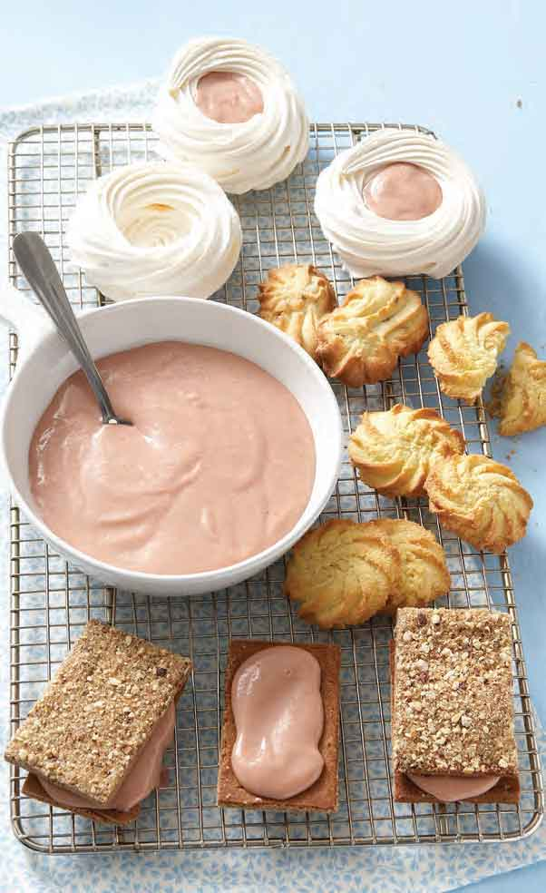 Easy Food Recipes and Cooking: Strawberry-Rhubarb Curd
