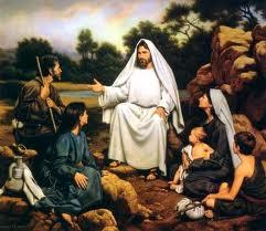 Yesus Mengajarkan Doa Bapa Kami