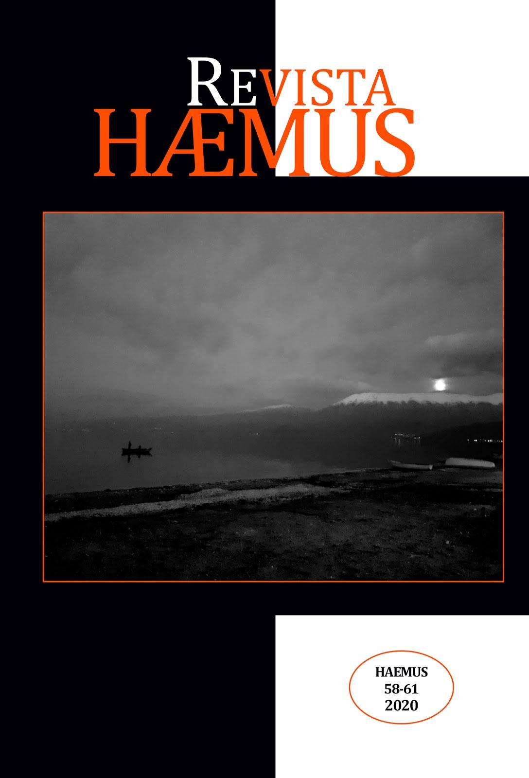 Revista Haemus Nr. 58-61