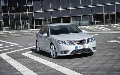 Saab Car