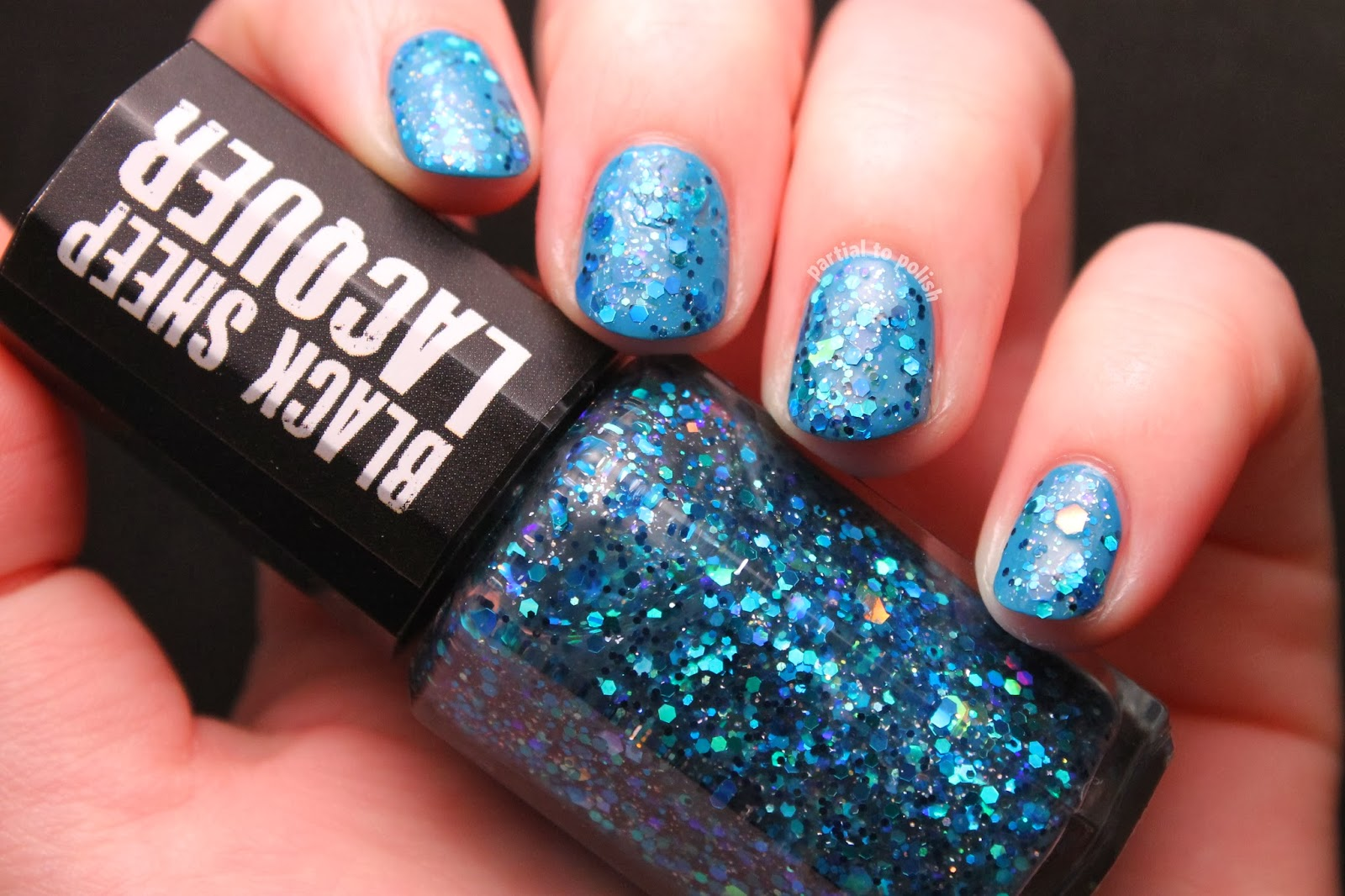 Black Sheep Lacquer Lorelei