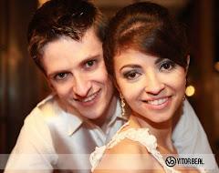 Nádia e Neilor - casamento
