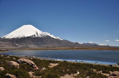 Sajama Bolivia Beautiful Mountain
