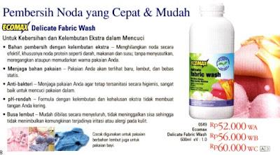 Ecomax Delicate Fabric Wash