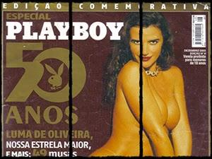 Especial Playboy 50 Anos Com Luma De Oliveira