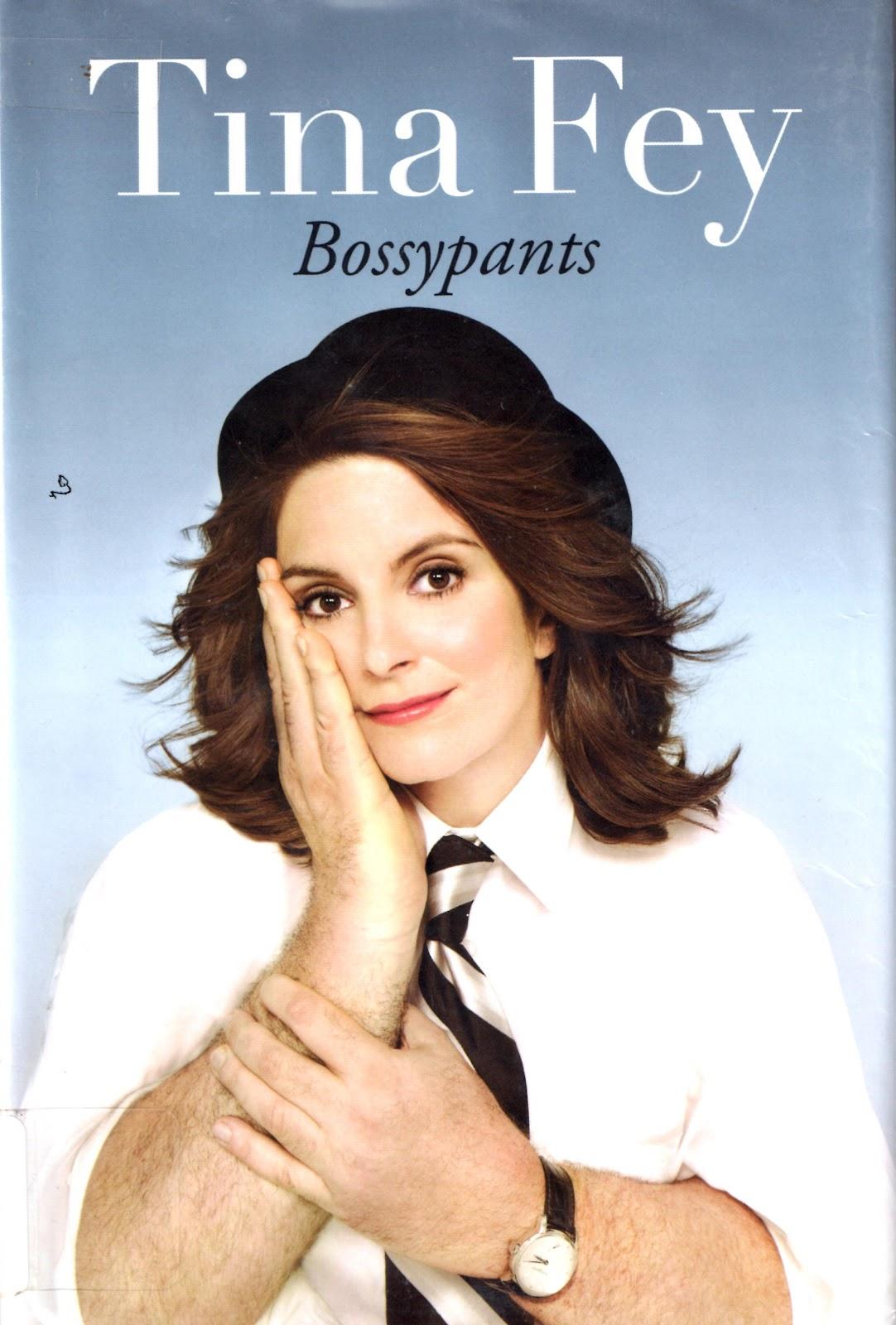 Word Splash - Joanne Faries: Book Review: Bossypants