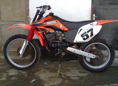 Modifikasi RX king offroad