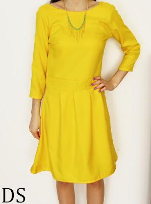 Sukienka z suwakiem  Dress Kleid