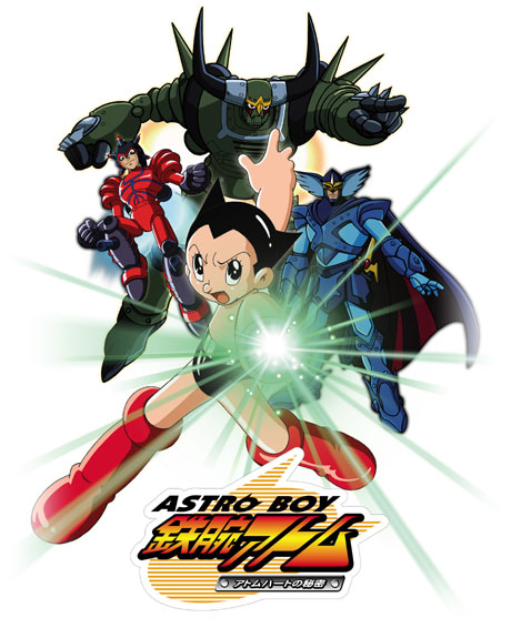 Games By Showa: Showa's Finest: Astro Boy: The Omega Factor